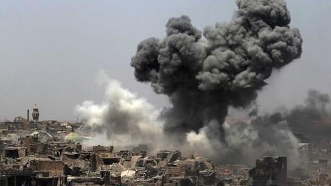 Uluslararası koalisyondan itiraf: Suriye ve Irak'ta en az 855 sivili öldürdük
