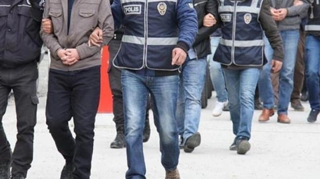 Samsun'daki terör örgütü DEAŞ operasyonunda 21 gözaltı