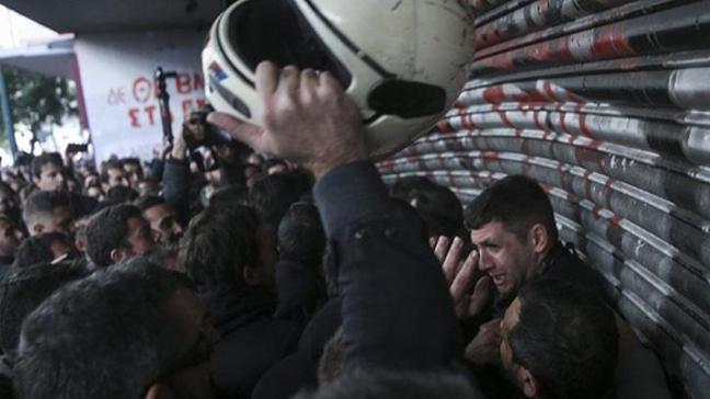 Yunanistan'da ırkçı saldırılar arttı