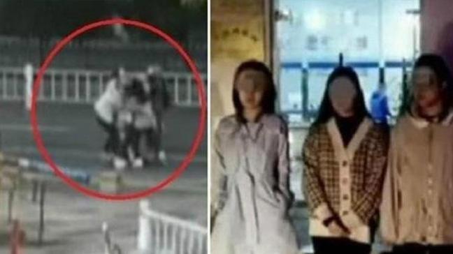 3 kadın beğendikleri adamı kaçırmaya çalıştı