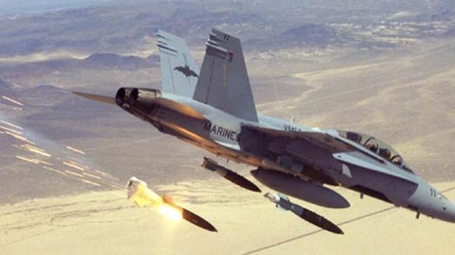 ABD'den Libya'da hava saldırısı