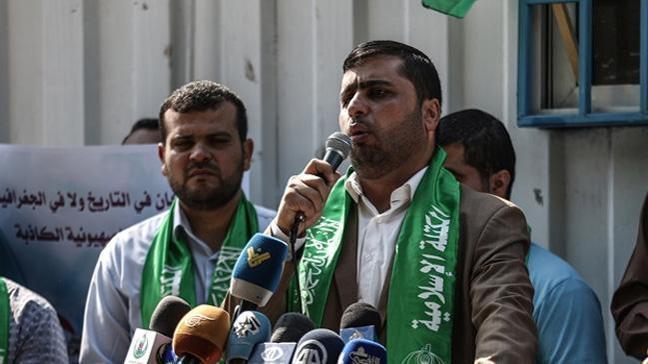 Hamas'tan 'Filistinli Bakan'a Kudüs tepkisi