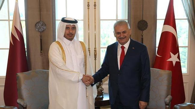 Katar'da TYDTA ofisi açıldı