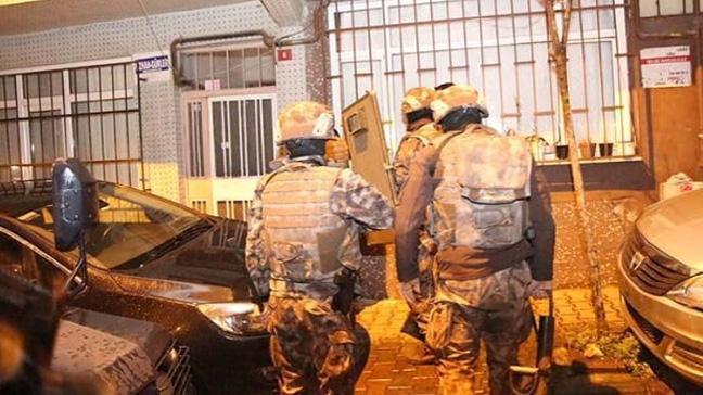 İstanbul'da Esenyurt ve Esenler ilçelerinde eş zamanlı uyuşturucu operasyonu düzenlendi