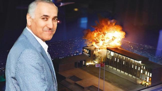 FETÖ'cü Köroğlu Bylock yazışmasında firari Adil Öksüz için 'O adam her şeyi yapar' ifadesini kullanmış