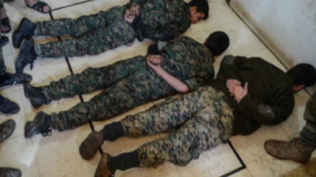 PKK/YPG'li teröristlerden itiraf: Cinderesi ve Raco'yu kaybedince kaçışlar başladı