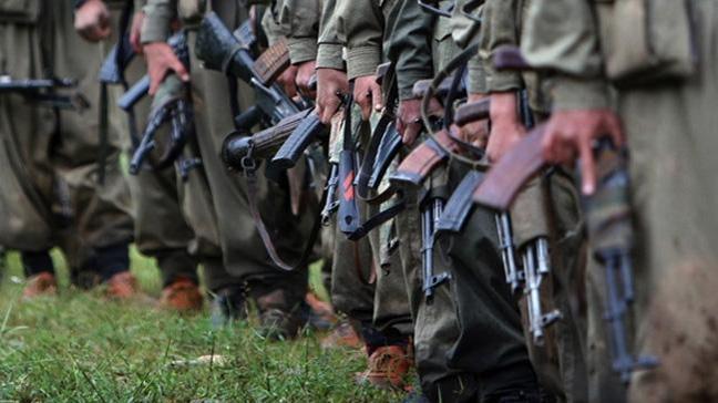 Sayıları azalan PKK/PYD'li teröristler yer altından çıkamıyor!