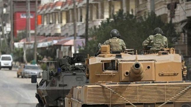 Afrin'de 22 Mart'ta ağır yaralanan asker şehit oldu