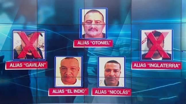 Kolombiya'da Clan del Golfo'nun üç numaralı ismi El Indio öldürüldü