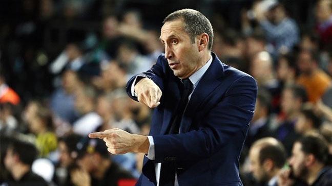 Darüşşafaka Basketbol Takımı Başantrenörü David Blatt: Kupayı İstanbul'a getirmeyi çok istiyoruz