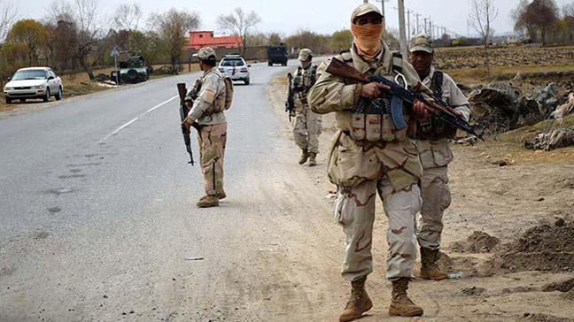 Afganistan'da 9 DEAŞ üyesi öldürüldü