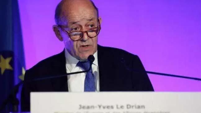 Fransa Dışişleri Bakanı: İran, Husilere silah yardımında bulunuyor
