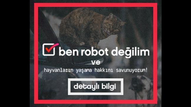 Ben Robot Değilim Advertorial Metni