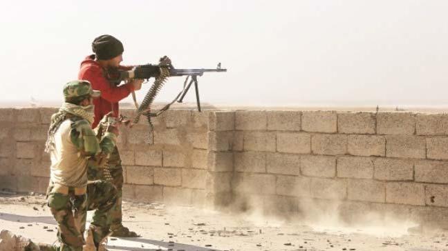 Sincar'da Irak ordusu ile Peşmerge arasında gerginlik