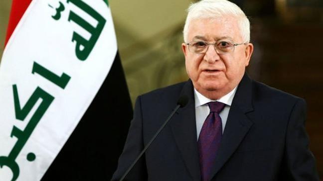 Irak Cumhurbaşkanı tartışmalı bütçeyi onaylamadan Resmi Gazete'ye gönderdi