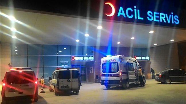 Samsun'da 7. kattan düşen yaşlı kadın öldü