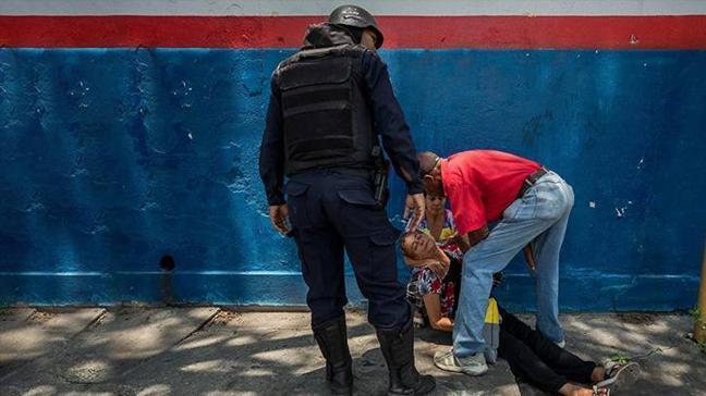 Venezuela'daki tutukevinde çıkan yangında ölü sayısı 78 oldu