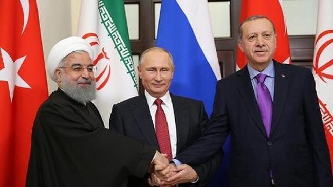 Lavrov: Erdoğan, Putin ve Ruhani, Astana anlaşmalarının uygulanışını ele alacak
