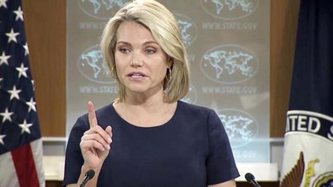 ABD Dışişleri Bakanlığı Sözcüsü'nden Sincar açıklaması: Türkiye'nin onay alması gerek