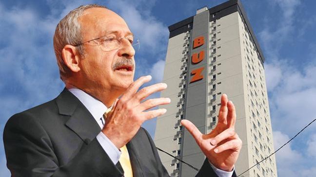 Kılıçdaroğlu'nun 73 metrekare dediği rezidans 148 metrekare çıktı