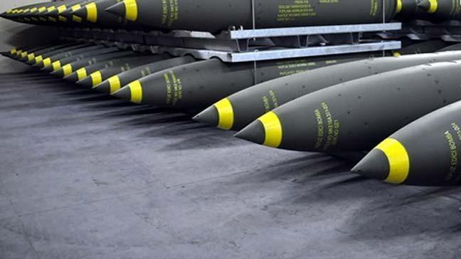 Savunma sanayimiz  'Sığınak delen' milli bomba geliştirdi