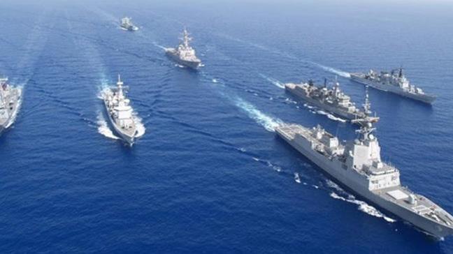 Yunanistan Doğu Akdeniz'de yaptığı tatbikata Osmanlı gemilerini yakanların isimlerini verdi