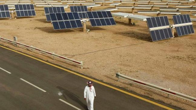 Suudi Arabistan'ın yeni petrolü güneş enerjisi olacak