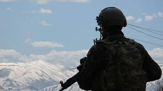 Şırnak'ta terör saldırısı: 1 asker hafif yaralı
