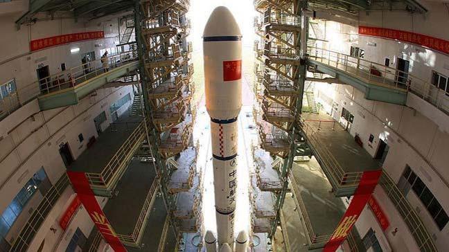 Çin'in tek taşıyıcı roketle uzaya iki navigasyon uydusu gönderdiği bildirildi
