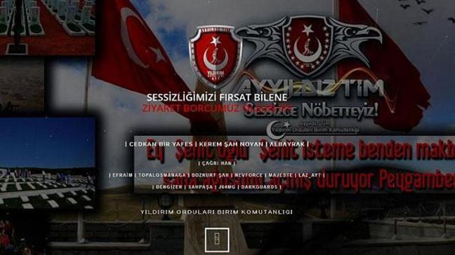Türk hackerlardan Suudi Prens'e siber saldırı: Haddini bil Suudi Arabistan