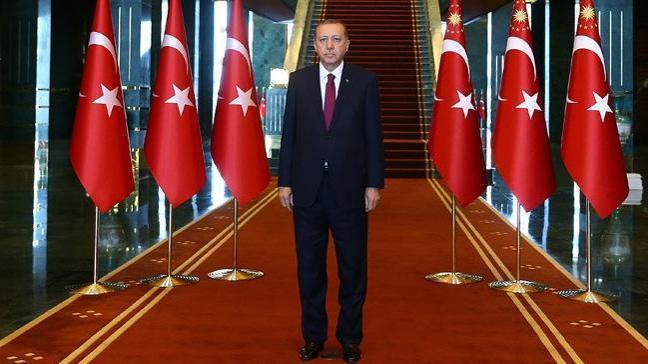 Cumhurbaşkanı Erdoğan, Ukrayna Dışişleri Bakanını kabul etti