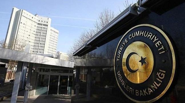 Türkiye'den Portekiz'e cevap: Kabul edilemez