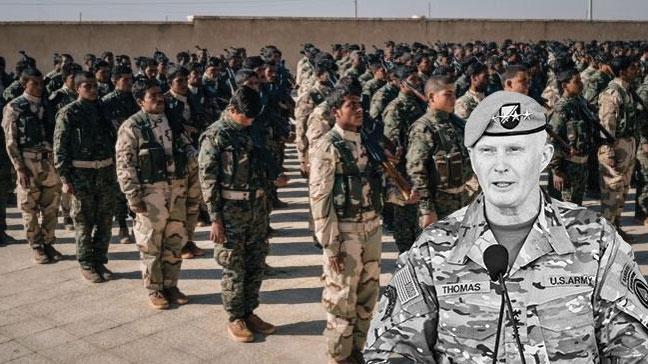 Suriye'de sözümüzden çıkmayan 50 bin kişilik ordu var