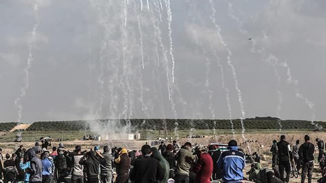 Filistin'de ulusal yas ilan edildi