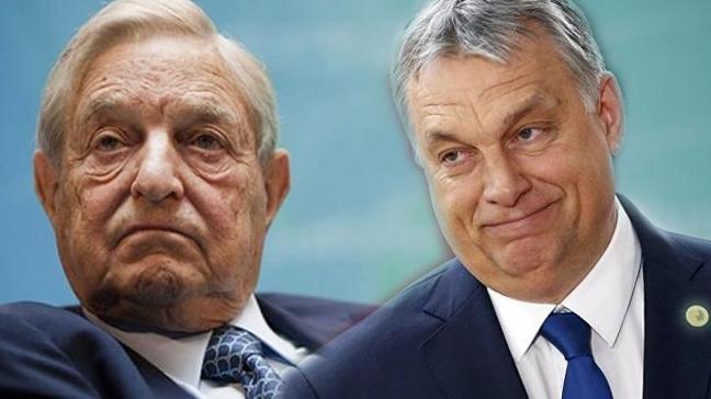 Macaristan Başbakanı Orban'dan Soros iddiası: Macar hükümetini devirmek için çalışıyorlar