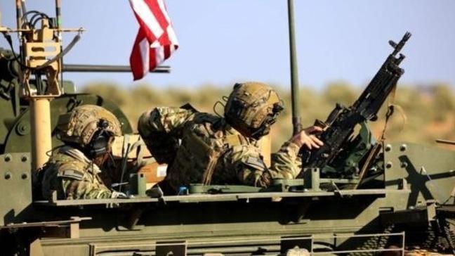 ABD Münbiç'e asker yığdı
