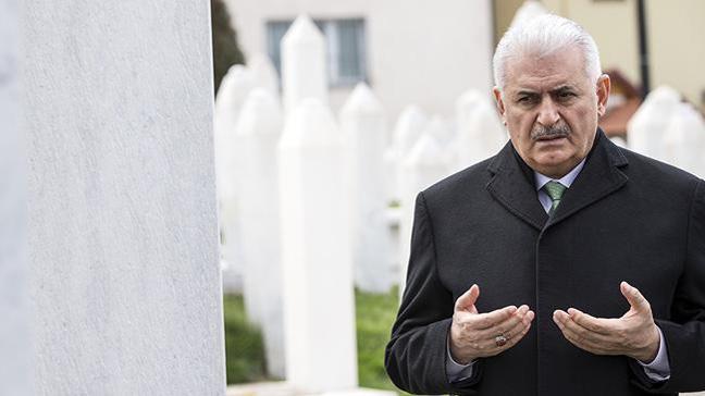 Başbakan Yıldırım'dan Bosna Hersek'e FETÖ uyarısı: Sadece Türkiye'nin değil, dünyanın meselesi