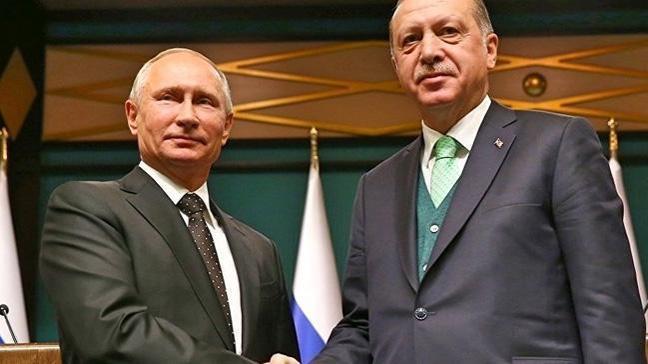 Cumhurbaşkanı Erdoğan, Putin ve Ruhani 4 Nisan'da Ankara'da buluşacak