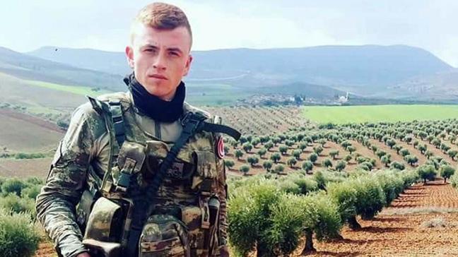 Kilis'te arkadaşının silahıyla yanlışlıkla kendini vuran uzman onbaşı hayatını kaybetti
