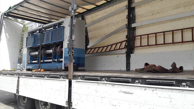 Beylikdüzü'nde iş kazası: Bir işçi ağır yaralandı