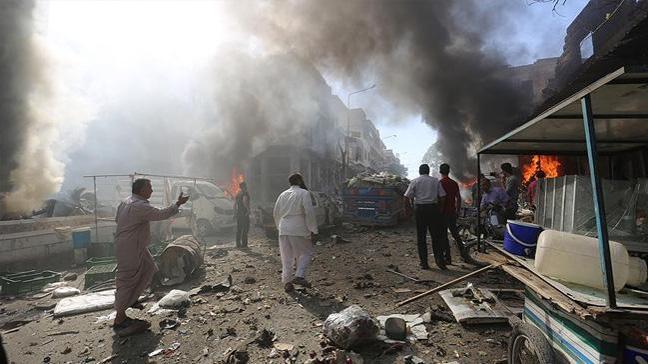 İdlib'e yönelik hava saldırılarında 14 sivil yaşamını yitirdi