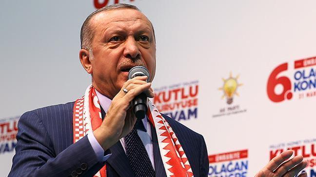 Cumhurbaşkanı Erdoğan Fransa'ya seslendi: Türkiye'nin niyeti işgal değil