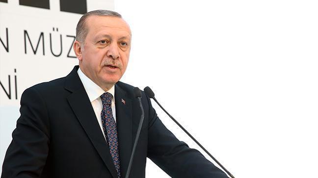 Cumhurbaşkanı Erdoğan: Trump'a 'İsrail'e müdahale etmeyecek misin' dedim