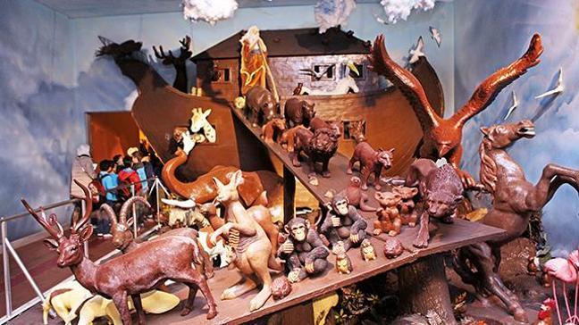 Dünyanın en büyük Çikolata Müzesi