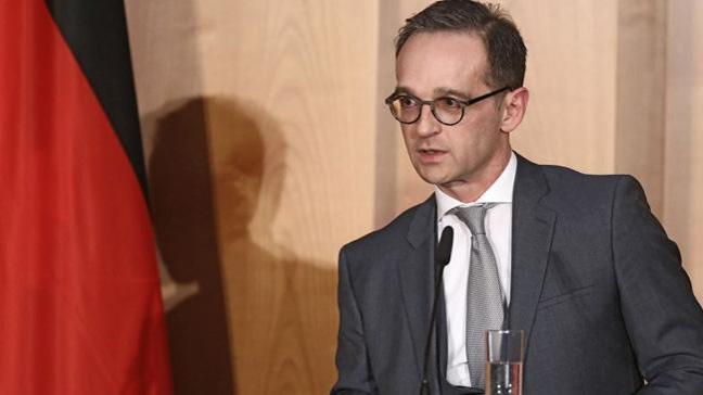 Almanya Dışişleri Bakanı Maas'tan haddini aşan açıklama: Yabancı siyasilere izin vermeyeceğiz