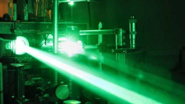 Çin lazerleri ABD uçaklarını lazerle hedef alıyor
