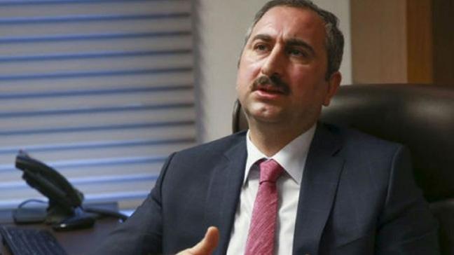 Adalet Bakanı Abdülhamit Gül: FETÖ ile ilgili ezber bozacak delillere ulaşıldı