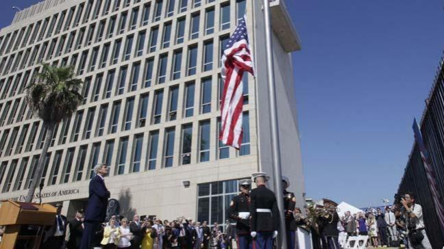 ABD Havana Büyükelçiliği'nde panik! İsmi bilinmeyen bir hastalığa yakalandılar