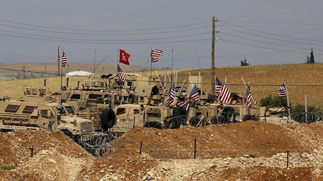 'El Tanf yakınlarında koalisyon güçlerinin askeri danışmanlarına ateş açıldı'