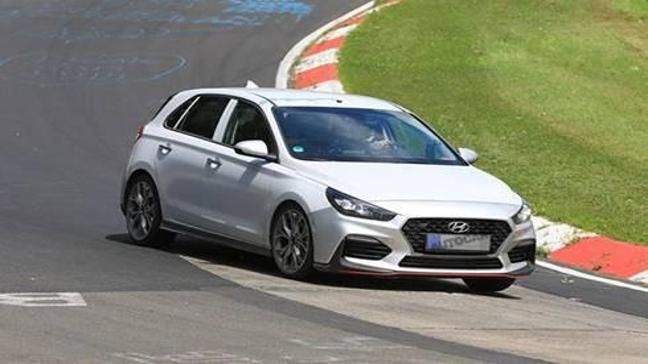 Hyundai i30 N-Line'ın yeni görüntüleri ortaya çıktı!